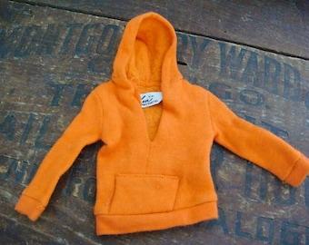Ken Doll Orange Hoodie