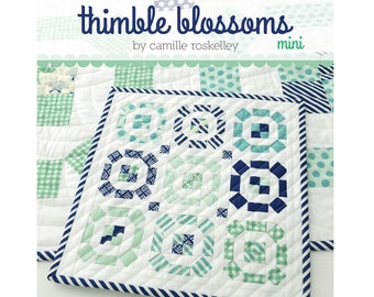 Thimble Blossoms Puddle Jumping MINI Quilt Pattern #168
