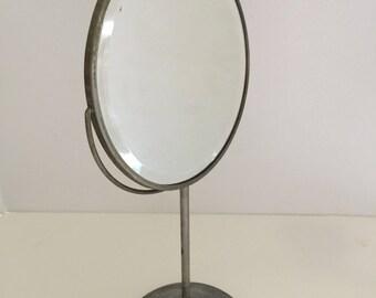 Vintage Apollo Shaving Mirror Stand
