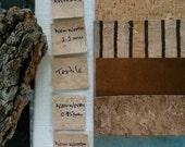 samples - custom order