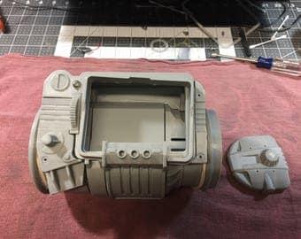 3D Printed Fallout 3 Pipboy 3000 DIY kit