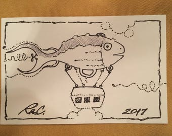 a silly bit of doodling at the Wine for Women fundraiser...