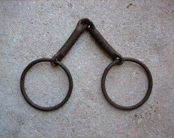 Rusty Iron Horse Bit