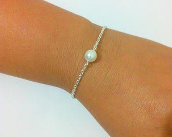 12 Bridesmaid Bracelets - reserved for Carolina