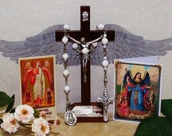 Unbreakable Catholic Chaplet of St. Raphael the Archangel - Patron of Doctors, Nurses, Sick People, Blind People and Against Mental Illness