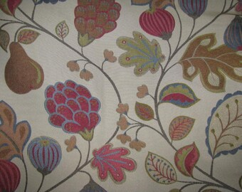 Hamilton Eden Tapestry in Jewel Upholstery Fabric