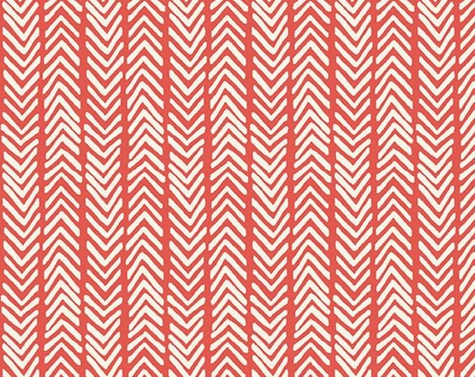 Organic Canvas Fabric - Monaluna Simple Life Canvas - Herringbone Canvas