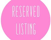 Special listing for Ellen - aka Frank - Avigliano