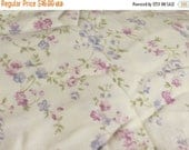 Store Closing SALE Rachel Ashwell Treasures Fabric-Lavender-Ditsy Floral-1 yard-Stratford Rose