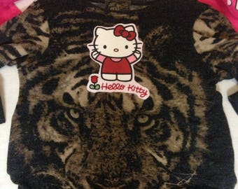 Hello Kitty tiger jumper one size with pockets