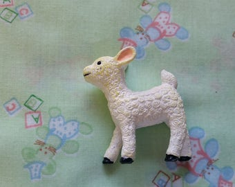 1988 funrise baby lamb