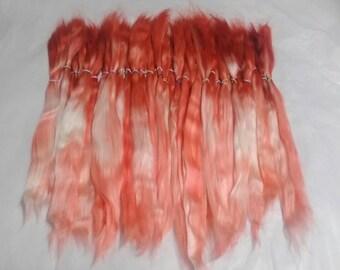 Blythe / Doll Hair / Reroot / Wig / BJD / MSD / Minifee / Suri Alpaca / Combed Suri Alpaca / Doll Artist Supplies /  (2150)