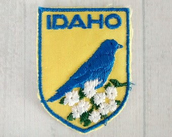 "Used Vintage 2.75"" Iron On 
