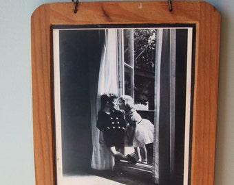 Vintage Childhood Sweethearts Wall Hanging