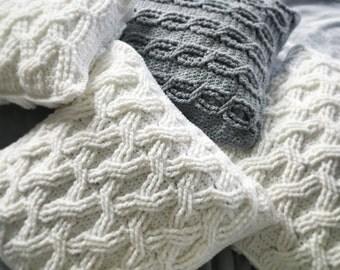 CROCHET PATTERN, The Hudson Pillow Pattern, Crochet Pillow Pattern, Pillow Cover Pattern, Crochet, Pattern, Pillow Pattern, Pillows Patterns