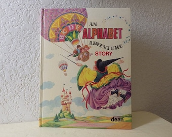 Children's Book: An Alphabet Adventure Story. Hardcover, Dean & Son, 1978.