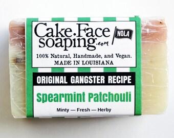 Spearmint Patchouli