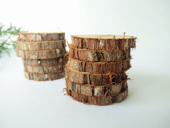 Craft Rounds 12 Rustic Cedar Branch Craft Rounds Rustic