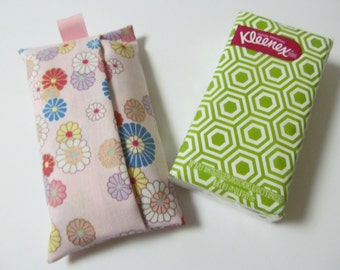 Tissue Case/Candy Flower