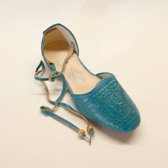 Teal ballet flats, leather ballet flats,various colours.Leather ballet flats   leather ! Womens flats, leather womens slip ons
