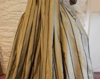 Custom Made 18th Century Robe Francaise or Sack Back Gown