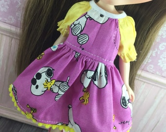 Blythe Dress - Snoopy