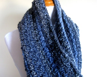 Hand Knit Cowl / Snood - oversized
