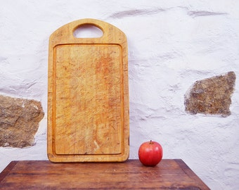 French Bread  Chopping board  wood wooden rustic used worn