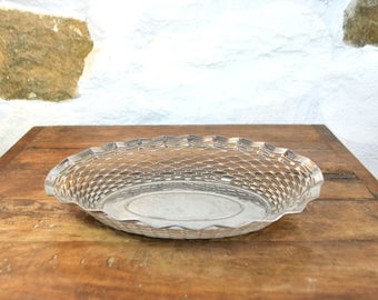 OVAL Wire Bowl basket French fruit bread cafe