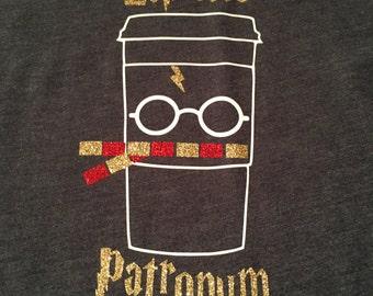 Espresso Patronum Shirt