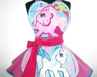 My Little Pony Apron Pinkie Pie and Star Catcher