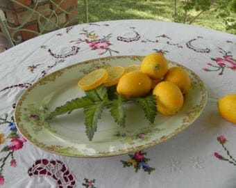 Italian Countryside Table Decor - Serving Platter