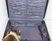 Vintage suitcase vintage hard sided suitcase luggage