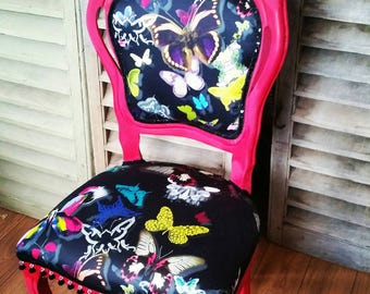 Christian lacroix butterfly parade boudoir chair oscuru