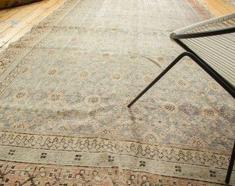 6x12 Antique Khotan Rug Runner