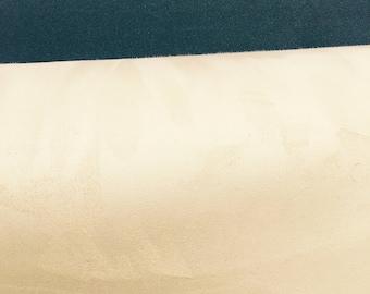 "Foam Sand Suede Stretch Headlining  Backed Fabric 60"" Wide by the yard"