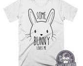 Easter Bunny Shirt Bunny Ears Shirt Easter Shirts Easter Rabbit Funny Tshirts Easter Egg Hunt Shirt Kids Easter Gift Easter Outfit Funny Tee