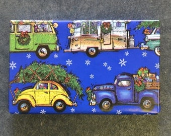 Christmas Vacation Wrapping Paper, 2 x 10 Feet
