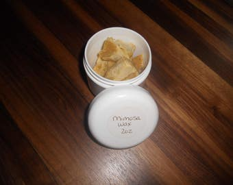 Mimosa Floral Wax - 2 oz. by weight