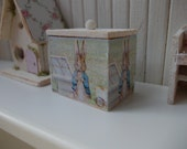 beatrix potter box, scale 1.12