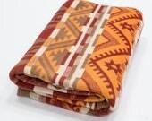 Reserved for Sandra: Esmond Camp Blanket / Indian Trade Blanket