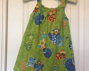 Size 7-8 girls top.