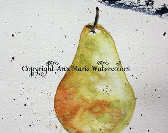 Stand alone pear