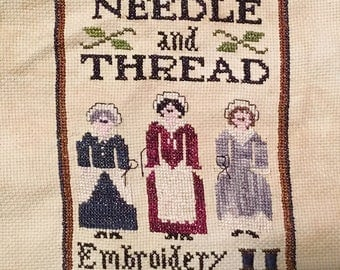 Embroidery Guild-Cross Stitch