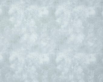 Fat Quarter --Wilmington Essentials -Washart Grey-100% Cotton Fabric
