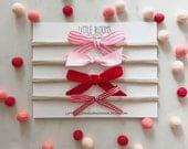 Valentine's Headband Set