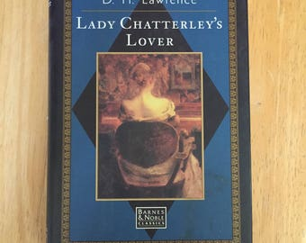 Lady Chatterleys Lover By D.H. Lawrence (1995, Hardcover)