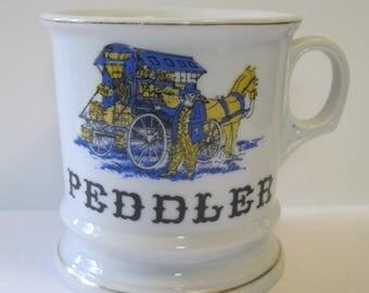 Vintage Mug - Peddler - a Prince Japan
