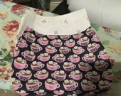 Special sewing Tina suite purse skirt cover handmade thirty one