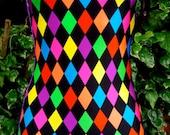 Custom Order Harlequin Catsuit